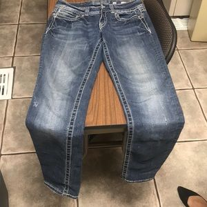 Miss me jeans size 30 great condition